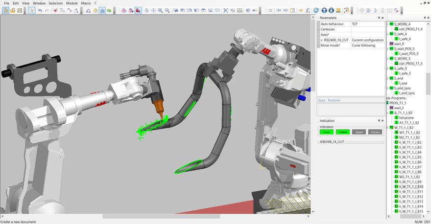 programmazione-sistema-robot-di-taglio-laser-3d-taglio-tubo