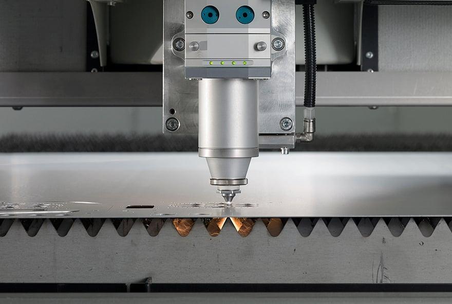 Testa di taglio laser sistema LC5
