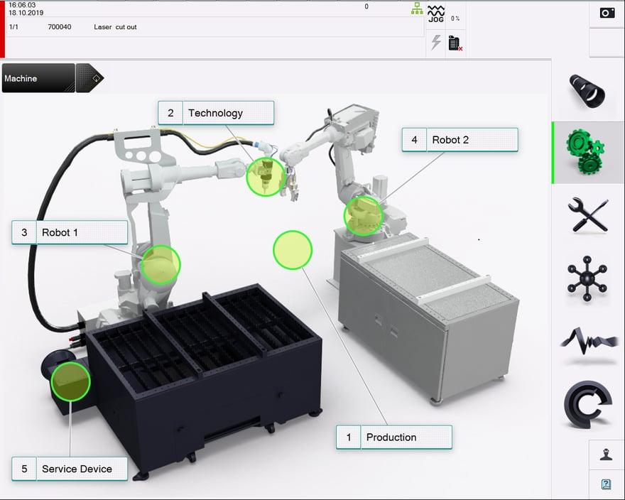 interfaccia-sistema-robot-di-taglio-laser-3d
