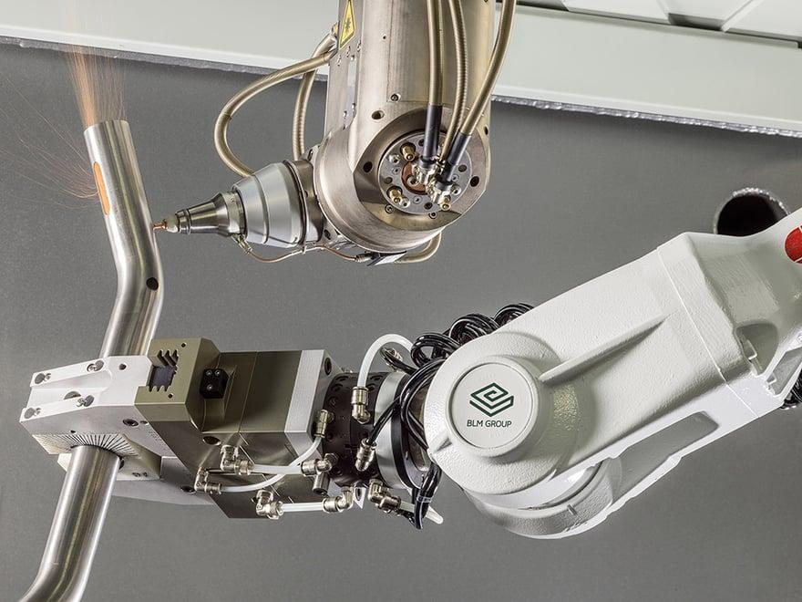 Robot manipolatore