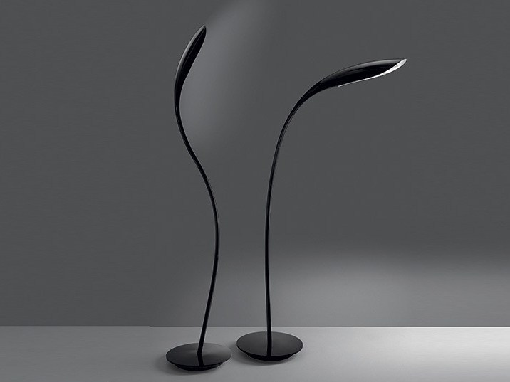 Example of a lamp made for an Italian design brand
