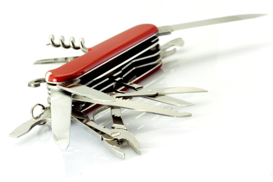 coltellino svizzero