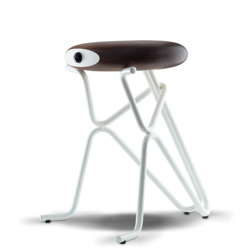 Stool made with SMART tube bender