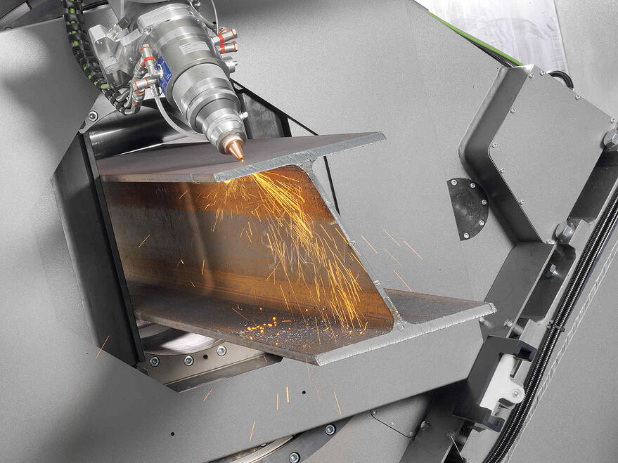 tecnologia laser in fibra