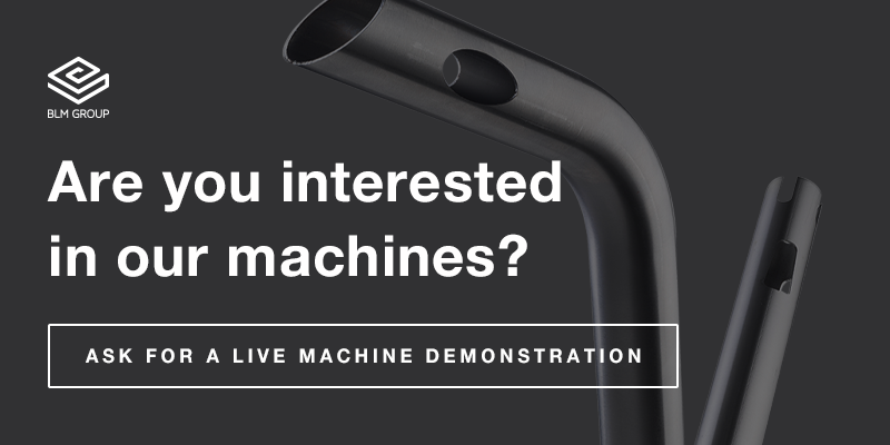 Ask for a live machine demonstration